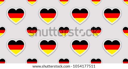 ruban · médaille · tricolor · simple · isolé · blanche - photo stock © kurkalukas