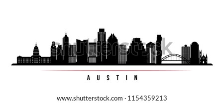 Austin Texas centre-ville cityscape Photo stock © Winner