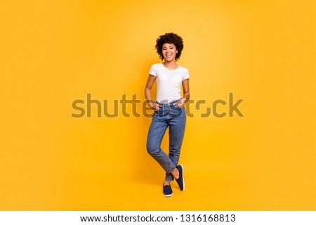 прелестный женщины студент белый случайный Сток-фото © vkstudio