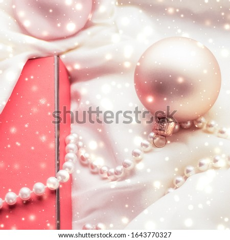 Noel büyü tatil mercan tatil Stok fotoğraf © Anneleven