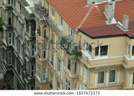ホーン · 歴史的 · 観光客 · イスタンブール · 24 - ストックフォト © bloodua