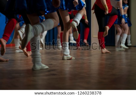 young women celebrating german fasching carnival at rose monday stock photo © kzenon