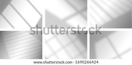 Ombre effetti up finestra frame foglia Foto d'archivio © MarySan