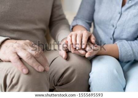 стороны старший человека привязчивый дочь молодые Сток-фото © pressmaster
