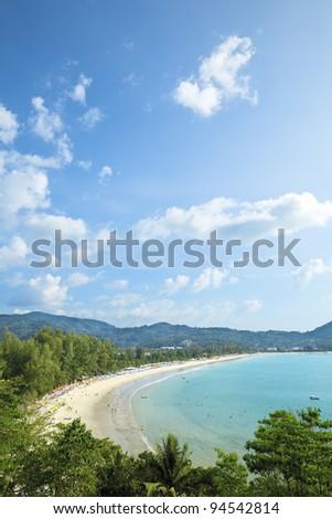 ビーチ プーケット 島 タイ ストックフォト © moses