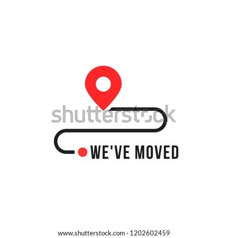 Zakupy przewodnik wektora szablon sklep Zdjęcia stock © ConceptCafe