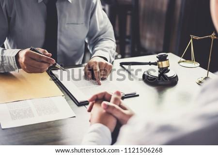 droit · juridiques · consultation · client · clientèle · client - photo stock © snowing