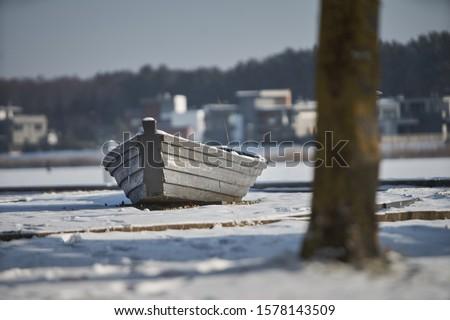 coast Stock photo © zittto