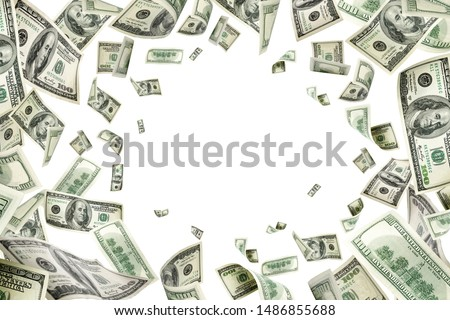 dollár · felirat · pénz · valuta · pénzügyek · jelentés - stock fotó © natika