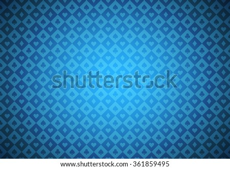 Minimalistic poker background with texture composed from card symbols Stock photo © liliwhite