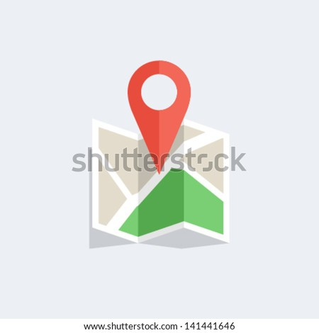 Vervoer sticker icon vierkante vorm moderne Stockfoto © Ecelop