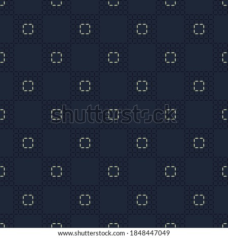 Concentric squares ,concentric abstract geometric pattern. Radial, square linear texture. Space in t Stock photo © kyryloff