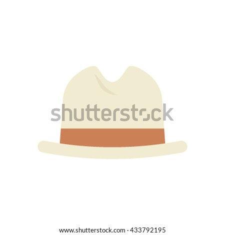 Male symbol with shade on a beige background. Isolated science icon Stock photo © Imaagio