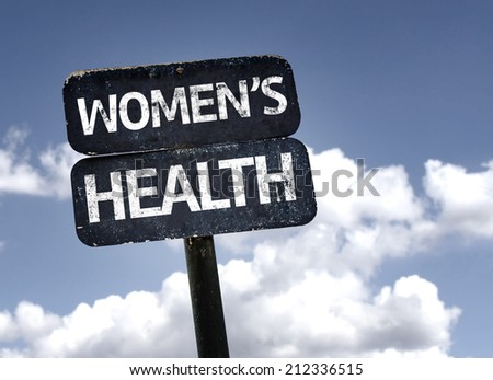 Breast cancer woman with sky clouds background checking in bra Stock photo © wavebreak_media