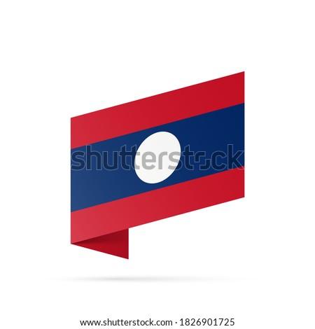 Illusztráció térkép zászló gomb emberek demokratikus Stock fotó © Istanbul2009