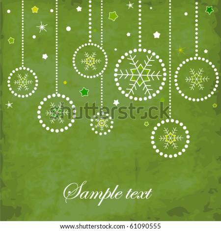 klasszikus · karácsonyi · üdvözlet · díszes · elegáns · retro · absztrakt - stock fotó © morphart