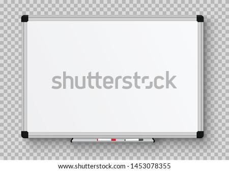 Iroda tábla vektor sablon izolált fehér Stock fotó © tuulijumala