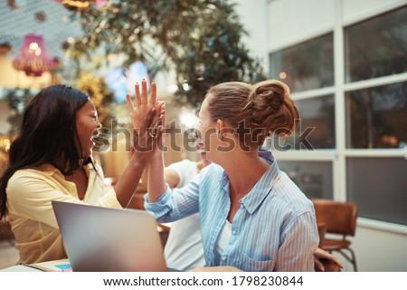 business black women_complex Stock photo © toyotoyo
