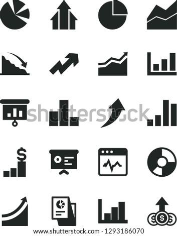 Orvosi diagram ikon fekete kardiogram jelentés Stock fotó © Imaagio