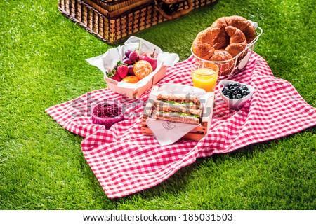 Sandwich · Zeit · Club · Sandwiches · Platte · weiß - stock foto © illia
