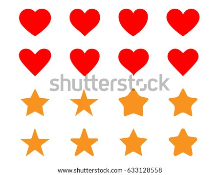 星 お気に入り にログイン ウェブのアイコン 広場 アプリ ストックフォト © kyryloff
