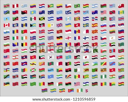 Japan vlag icon geïsoleerd officieel Stockfoto © MarySan