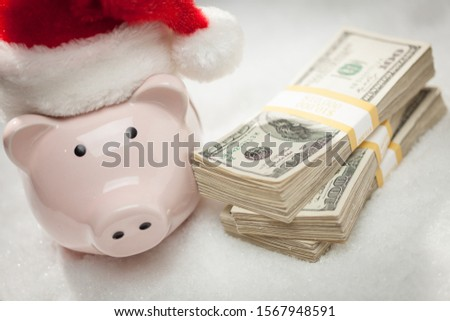 Piggy bank seis cem Foto stock © feverpitch