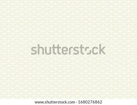 Seamless volume white pattern. Flower of life design volume background. Floral repetitive light Stock photo © Iaroslava