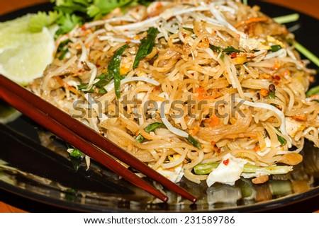 Fresco frito legumes servido preto Foto stock © dash