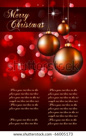 Christmas Elegant Suggestive Background  Stock photo © DavidArts