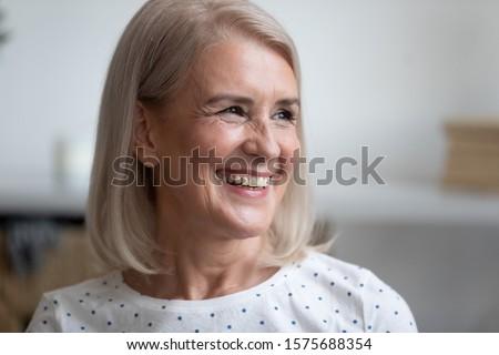 genot · vrolijk · gezicht · gelukkig · glimlach · geluk - stockfoto © gromovataya