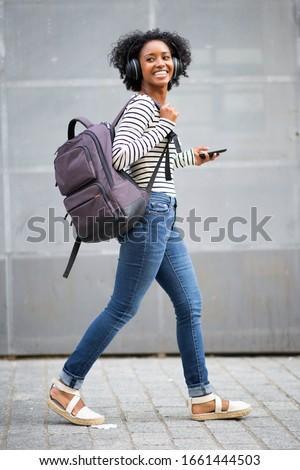 肖像 幸せ 小さな 女性 プレーヤー ストックフォト © wavebreak_media