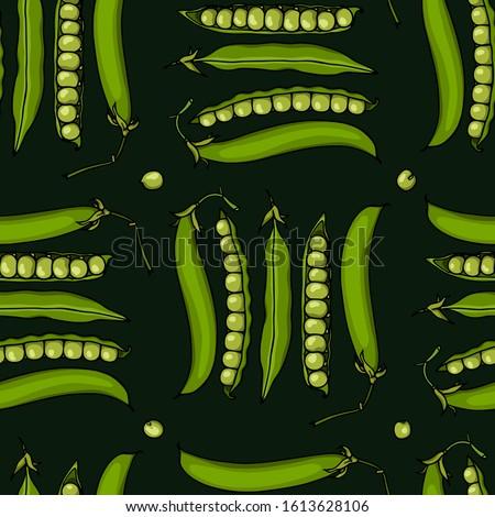 Verde ervilhas textura Foto stock © lucia_fox
