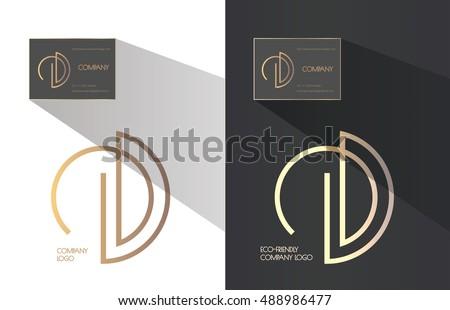 corporate · merk · identiteit · vector · sjabloon · ontwerp - stockfoto © davidarts