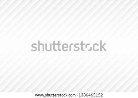 Stock photo: Diagonal lines on white background. Abstract pattern with diagonal lines. Vector illustration