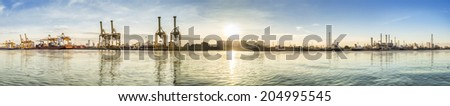 puerto · agua · agua · playa · naturaleza · verano - foto stock © artjazz