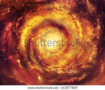 Bella nebulosa spazio esterno elementi immagine Foto d'archivio © NASA_images