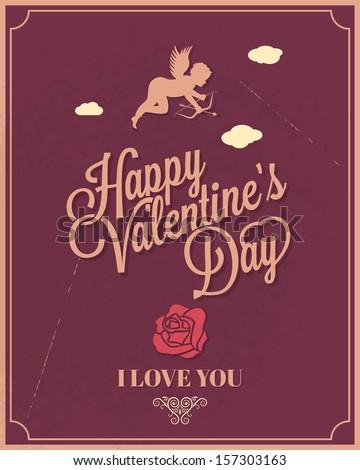 幸せ バレンタインデー にログイン アイコン パターン ベクトル ストックフォト © vector1st