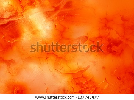 of a red background with precious stones gold pattern and flo stock photo © yurkina