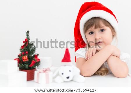 jonge · kind · hoed · vergadering - stockfoto © feverpitch