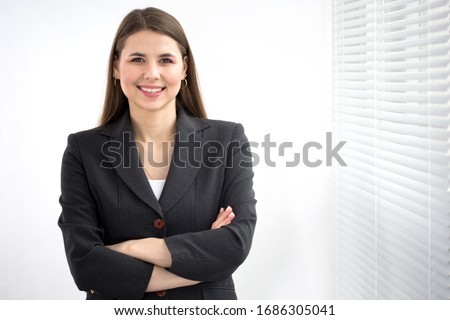 Isolated Worker Woman Stock photo © fuzzbones0