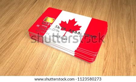 verkoop · Canada · grunge · tekst · business - stockfoto © tkacchuk