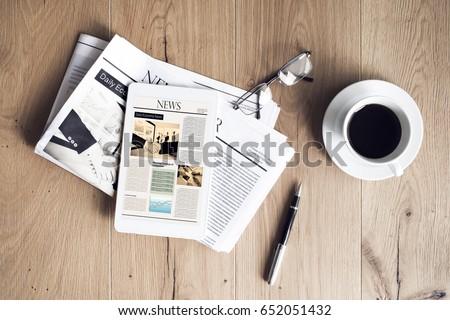 Investigación mesa de madera palabra nino fondo educación Foto stock © fuzzbones0