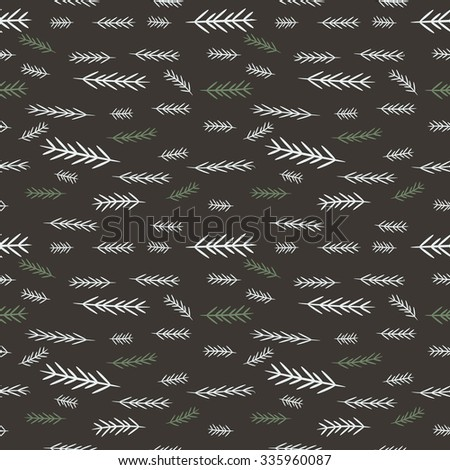 xmass tree art vector background. Christmas tree seamless patter Stock photo © Galyna
