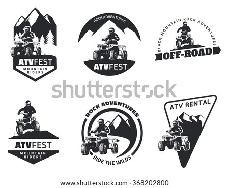 Off Road Vehicle Outdoor Utility Atv vector illustration clip-ar Stock photo © vectorworks51