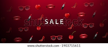 Cosméticos establecer realista vector envases día Foto stock © frimufilms