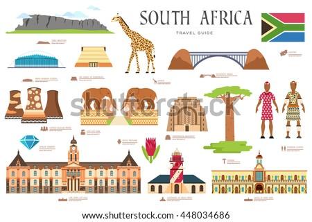 Dél-Afrika · város · tengerpart · háttér · nyár · óceán - stock fotó © linetale