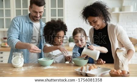 Afetuoso caucasiano mãe filha retrato Foto stock © feverpitch