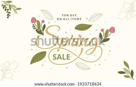 Reklama wiosną sprzedaży piękna Cherry Blossom streszczenie Zdjęcia stock © ikopylov