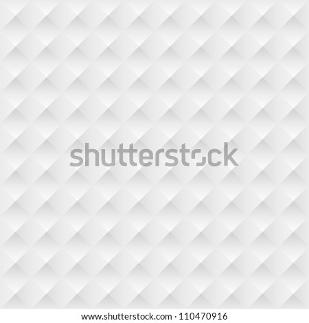 White tile geometric decorative 3d texture - paper mosaic creative design. Vector background with pe Stock photo © ExpressVectors